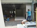 冷凍櫃組合施工 (16)