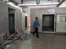 冷凍櫃組合施工 (23)
