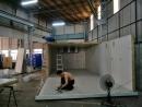 冷凍櫃組合施工 (32)