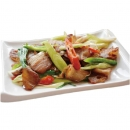 蔗香檜木燻肉360G/條