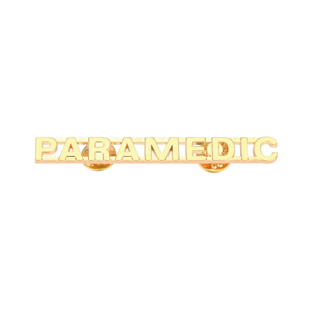 PARAMEDIC徽章