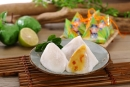 金桔檸檬冰心粽