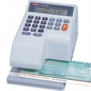 世尚 Vertex 全自動支票機 W-8000(國字) (數字)