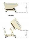 Bishamon 頂高傾倒式畚斗台車 踏舉式 單叉