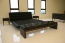 時尚造型風格床尾椅012