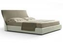 雙人復刻造型床架 036