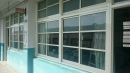 教室換新窗