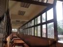 學校換新窗