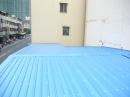 鐵皮屋藍色板