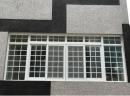 雙層強化格子窗