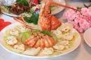 龍王蜜桃雙味蝦