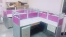 辦公桌矮屏風1