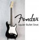 (熱賣補貨中)Squier BulletStrat 電吉他(Fender副廠)