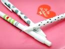 天卓-01187 黑白自動鉛筆(4入)