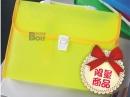 BL-8601A A4 果凍艷麗手提風琴包