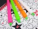 BL-療癒系蘿蔔造型中性筆(4入)
