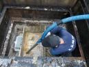 台北華廈抽水肥化糞池施工