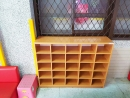塑鋼兒童鞋櫃