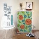 高清彩繪二門鞋櫃-CA06