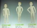 兒童模特兒人台 (3)