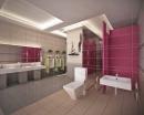 濟安宮公共廁所設計