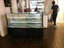 感謝客戶承租6尺蛋糕櫃6尺工作台冰箱京站店