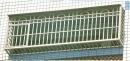 鋁合金穿梭防盜窗BV-005