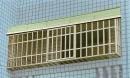 鋁合金穿梭防盜窗BV-008