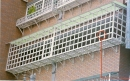 鋁合金穿梭防盜窗BV-010(17公分格)