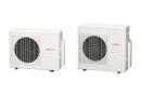 Fujitsu變頻一對多空調系統