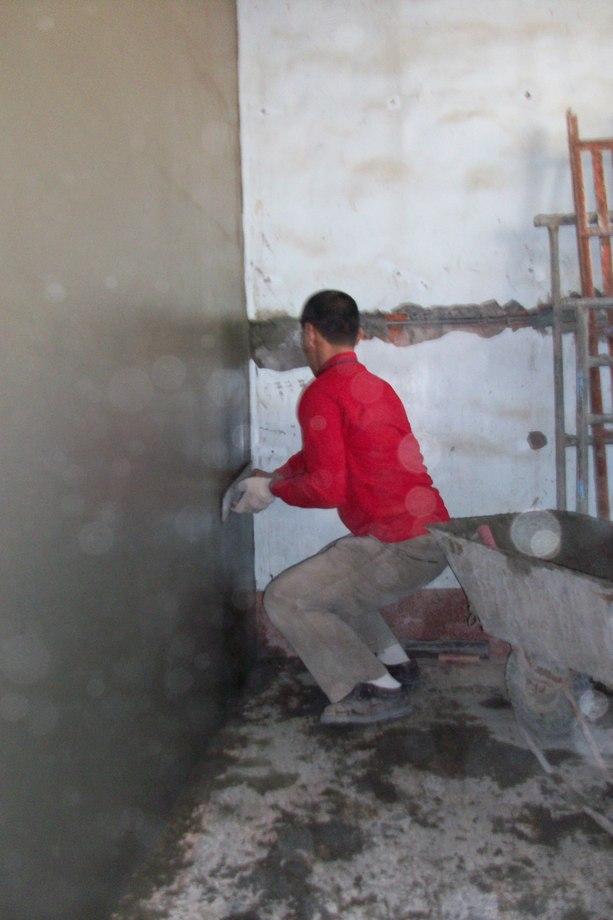 建築工地粗工