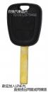 標緻(雪鐵龍)汽車晶片鑰匙盾型直板型備份複製新增外殼更換打鑰匙