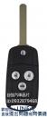 本田喜美雅歌汽車晶片鑰匙遙控新增備份複製摺疊拷貝