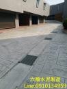 排水溝及鍍鋅柵板工程