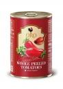 ORO去皮整顆番茄罐頭