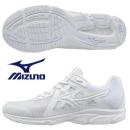 美津濃 寬楦男慢跑鞋 MAXIMIZER 19 白X白 K1GA170201