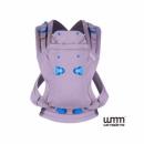 英國 WMM Pao Papoose 3P 3 式寶寶揹帶 - 薰衣草紫