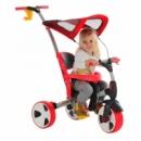 馬克文生-四合一多功能三輪車SR2012紅色