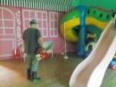環境消毒-基隆安樂區幼稚園消毒殺菌