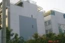外牆水性及油性防水施工-施工後