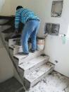 嘉義樓梯磁磚翻修