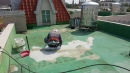 嘉義屋頂PU防水工程