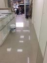 室內外地板清潔後