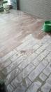 虎尾木紋磚黏貼