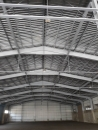 倉庫鋼構除鏽油漆