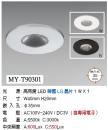LED 3.5CM 1W 櫥櫃燈