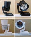 LED COB20W 軌道燈