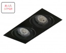 MR 無邊框盒燈/2燈