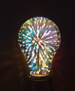 LED 七彩變化燈泡