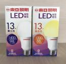 東亞 LED 13W 燈泡